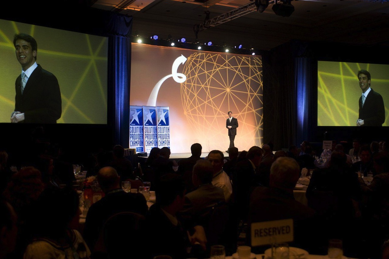 Emcee tips: How Spark's master of ceremonies made AT&T's ...