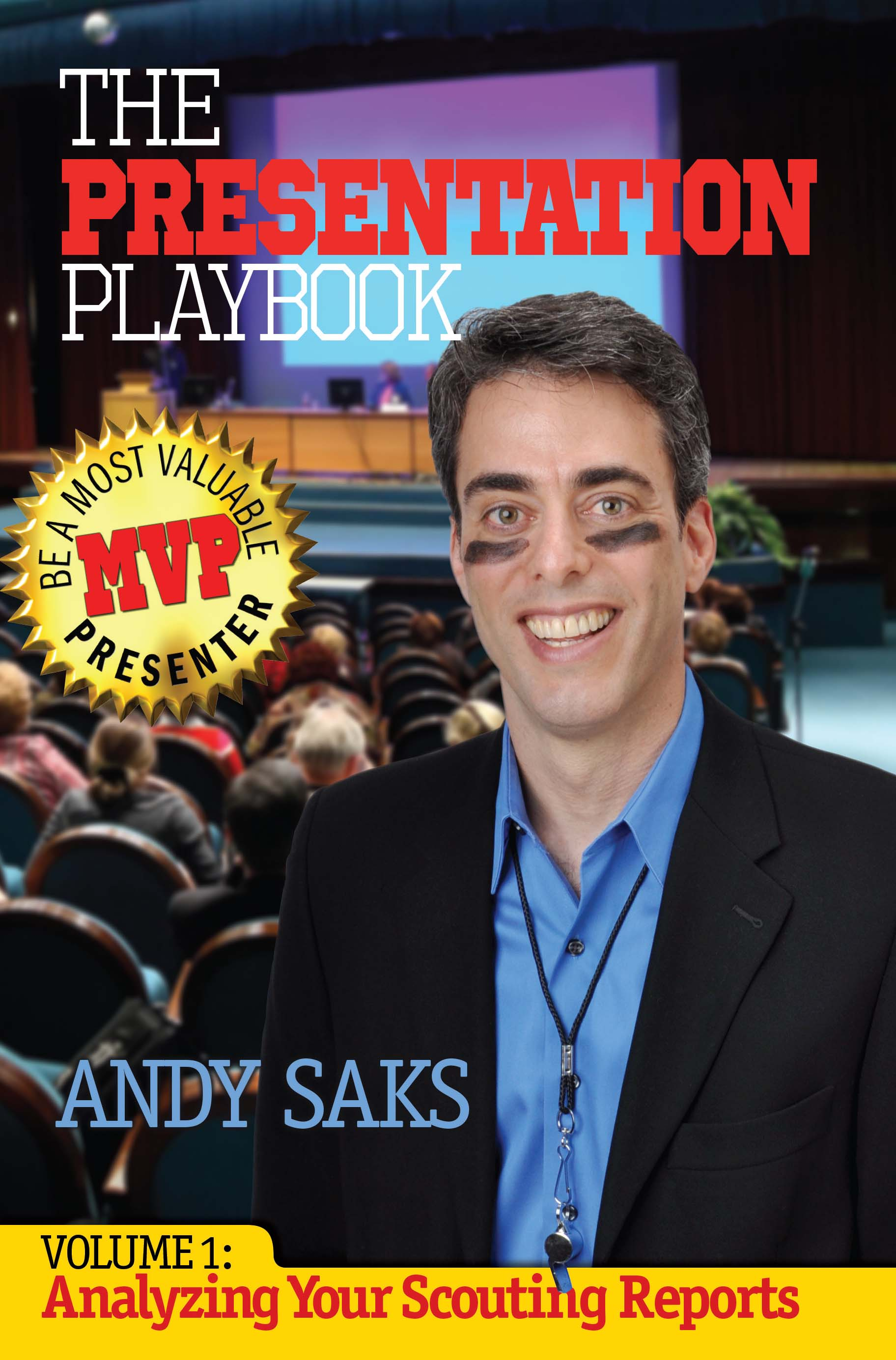 Presentation Playbook Volume One Cover